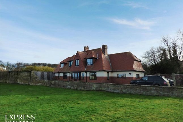 Thumbnail Detached house for sale in Cresswell, Cresswell, Morpeth, Northumberland