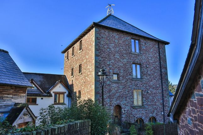 Thumbnail Flat for sale in The Tower - Upper House Farm, Crickhowell, Powys