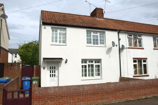 Thumbnail Terraced house to rent in High Street, Farnborough