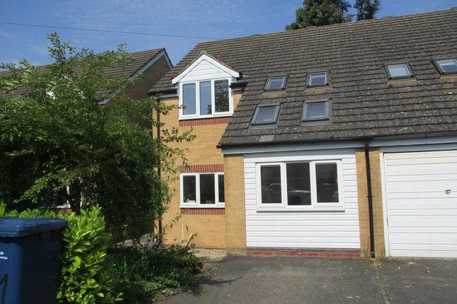 Thumbnail 6 bed semi-detached house to rent in Enniskillen Road, Cambridge