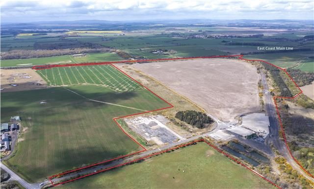 Thumbnail Land for sale in Former Butterwell Disposal Point, Longhirst, Morpeth, Northumberland