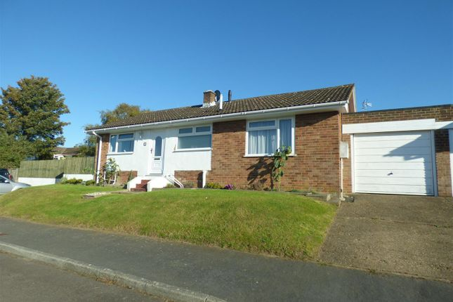 Thumbnail Detached bungalow to rent in St. Andrews Gardens, Shepherdswell, Dover