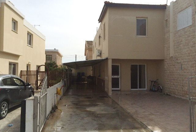 3 bed end terrace house for sale in Oroklini, Larnaca, Cyprus