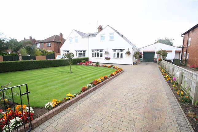 Thumbnail Semi-detached bungalow for sale in Merrybent, Darlington, Co. Durham