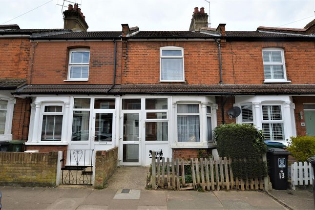 Thumbnail Terraced house for sale in Cassiobridge Road, Watford