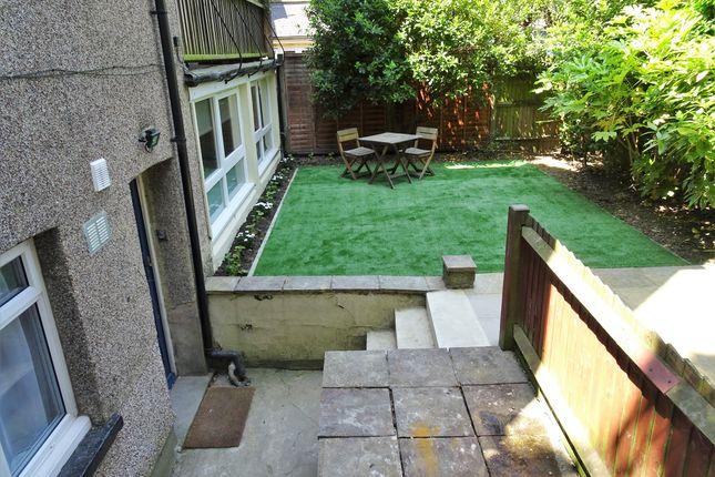 Private Garden of Jasmine Grove, Anerley, London SE20