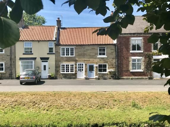 Thumbnail Terraced house for sale in High Street, Swainby, Northallerton, United Kingdom