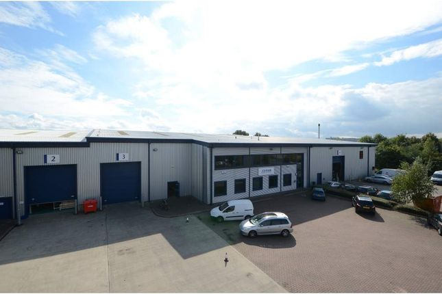 Thumbnail Light industrial to let in Unit 3 Westerngate, Swindon