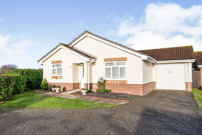 Thumbnail Detached bungalow for sale in Low Road, Dovercourt, Harwich