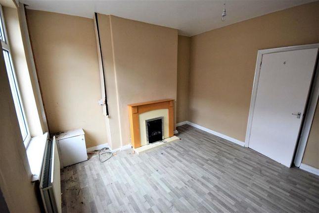 Lounge of Seventh Street, Blackhall, County Durham TS27