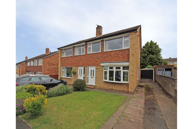Thumbnail Semi-detached house for sale in Queensway Drive, Bridgnorth