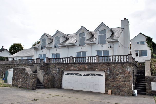 Thumbnail Detached house for sale in Tree Tops, Dreemskerry Road, Dreemskerry, Maughold
