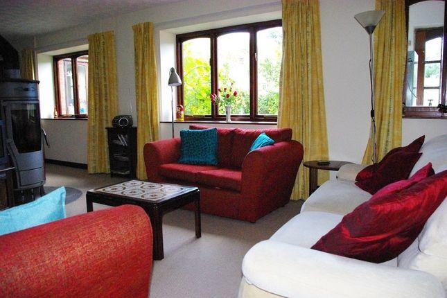 Lounge of Muddiford, Barnstaple, Devon EX31