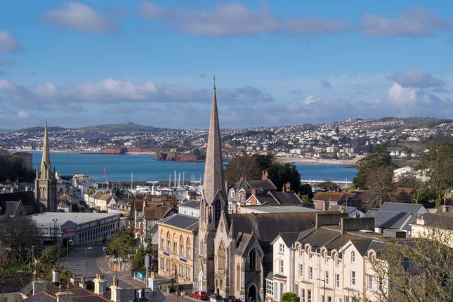 Thumbnail Flat for sale in Torwood Mount, Old Torwood Road, Torquay