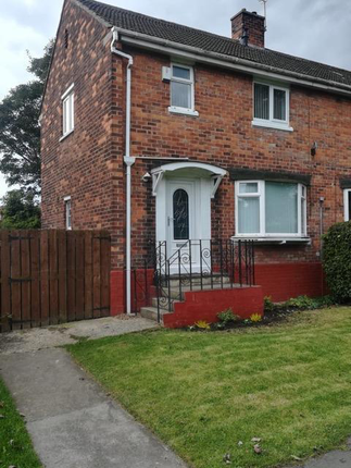 2 bed semi-detached house to rent in Beck Place, Peterlee SR8