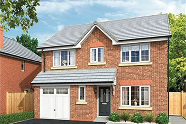 Thumbnail Detached house for sale in The Sandown School Lane, Guide, Blackburn