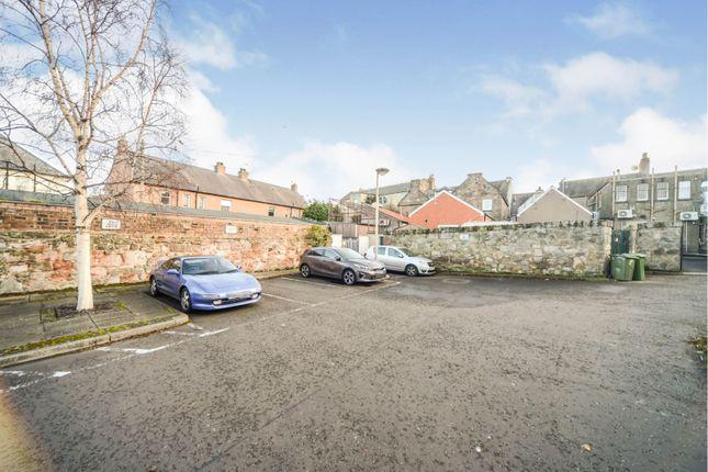 Parking of Brunton Court, North High Street, Musselburgh EH21
