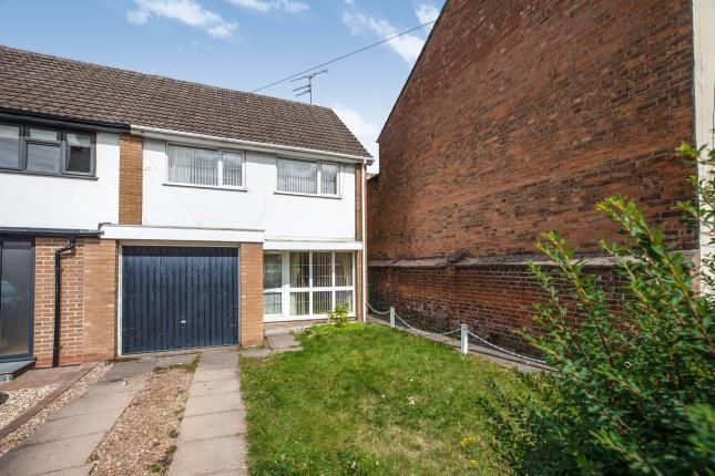 Thumbnail End terrace house for sale in Oak Place, Willes Road, Leamington Spa, Warwickshire