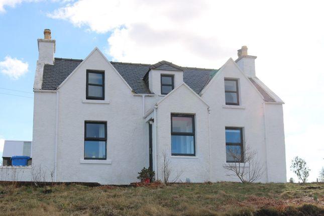 Thumbnail Detached house for sale in Upper Breakish, Isle Of Skye