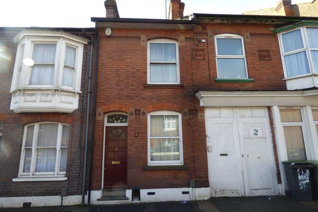 2 bed terraced house for sale in Hibbert Street, Luton