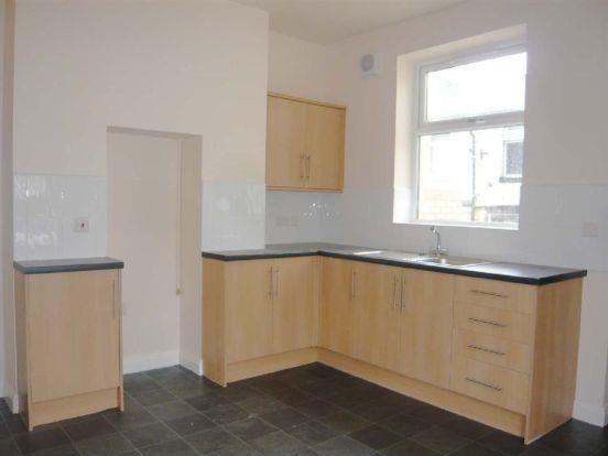 Kitchen of Howard Street, Burnley BB11