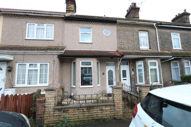 Thumbnail Terraced house for sale in Charlton Street, Grays