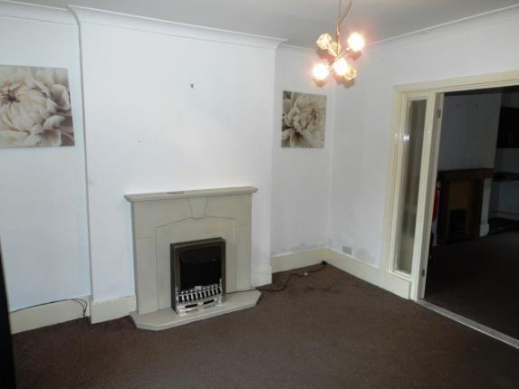 Living Room of Cooper Street, Bacup, Lancashire OL13