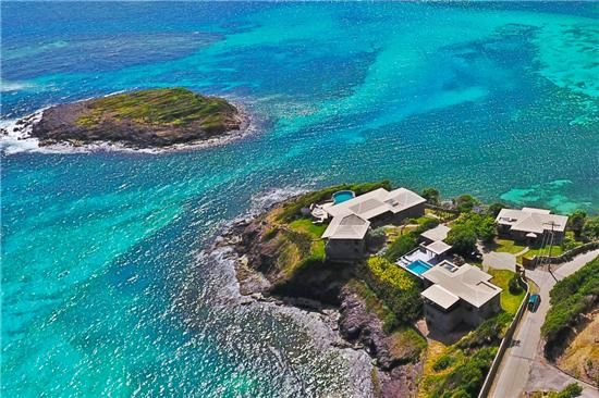 Thumbnail Villa for sale in Crown Point, Crown Point, Bequia