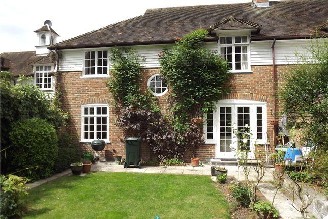 Thumbnail End terrace house for sale in Brampton Mews, Pound Lane, Marlow, Buckinghamshire