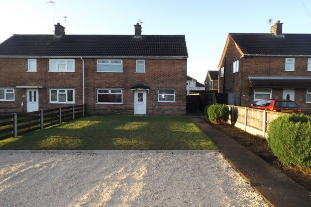 Thumbnail Property to rent in Carsic Road, Sutton-In-Ashfield