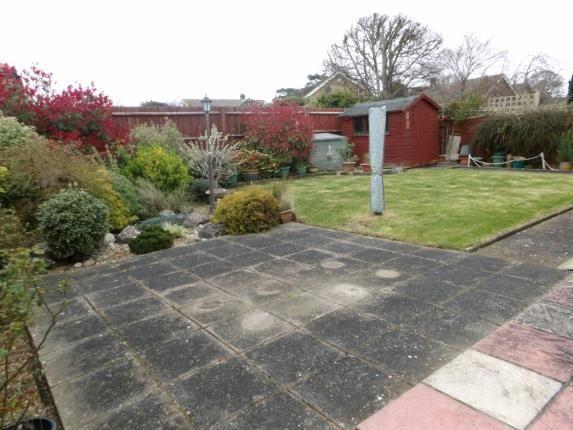 Rear Garden of Longmynd Drive, Fareham PO14