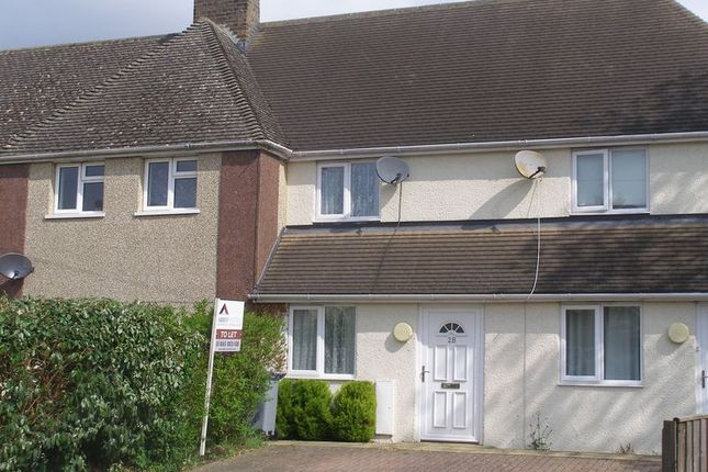 Thumbnail Terraced house to rent in Spareacre Lane, Eynsham, Witney