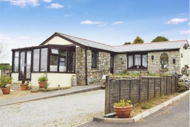 Thumbnail Bungalow for sale in Hernis, Penryn