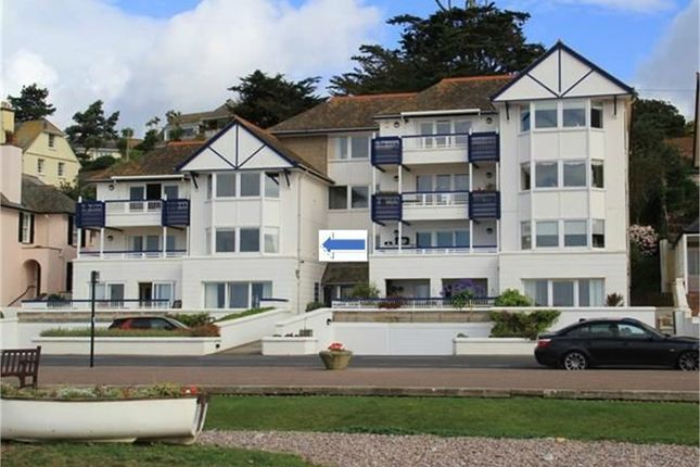 Thumbnail Flat for sale in Marine Parade, Budleigh Salterton