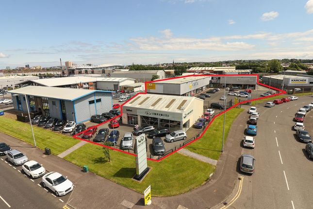 Thumbnail Warehouse for sale in Meadows Centre, Boucher Place &22 Boucher Crescent, Belfast, County Antrim