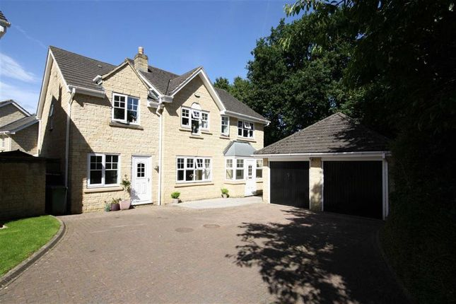 Thumbnail Detached house for sale in Barn Owl Road, Chippenham, Wiltshire