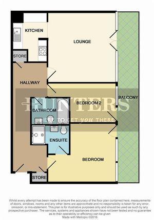 Floor Plan of Deansgate, Manchester M3