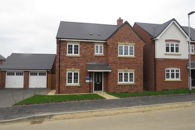 Thumbnail Detached house for sale in Warwick Road, Kibworth