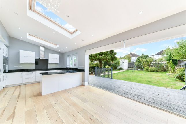 Semi-detached house for sale in Leyfield, Worcester Park