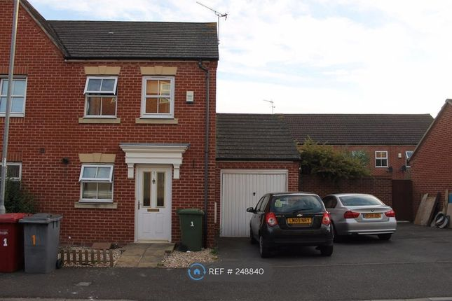 Thumbnail Semi-detached house to rent in Gilbert Way, Slough