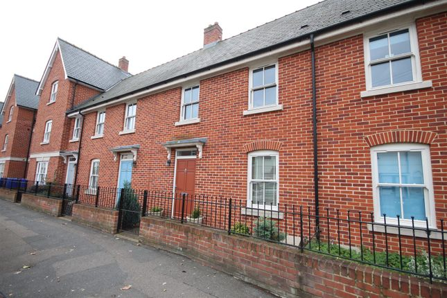 Thumbnail Town house to rent in Bunbury Terrace, All Saints Road, Newmarket