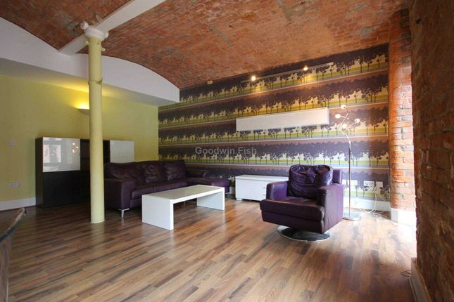 Thumbnail Flat to rent in Macintosh Mill, Cambridge Street, Manchester