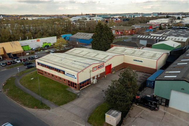 Thumbnail Light industrial to let in Heathcote Way, Heathcote Industrial Estate, Warwick, Warwickshire