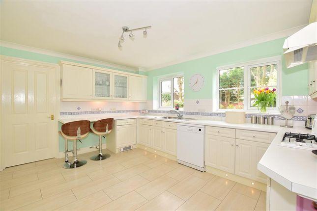 Thumbnail Detached house for sale in Easton Crescent, Billingshurst, West Sussex