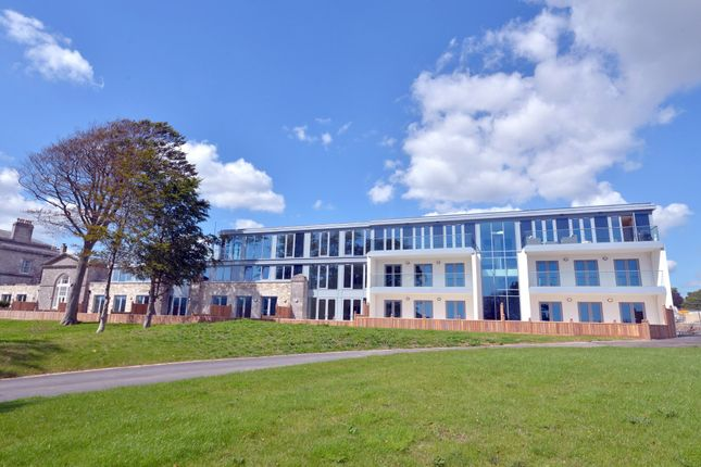 Thumbnail Flat for sale in Maritime Square, Mount Wise, Plymouth