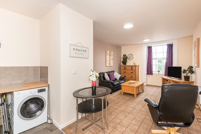 Thumbnail Flat for sale in High Street, Nairn, Highland