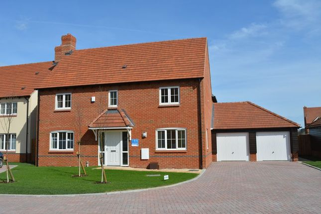 Thumbnail Detached house for sale in The Longford, Plot 20, The Portway, East Hendred