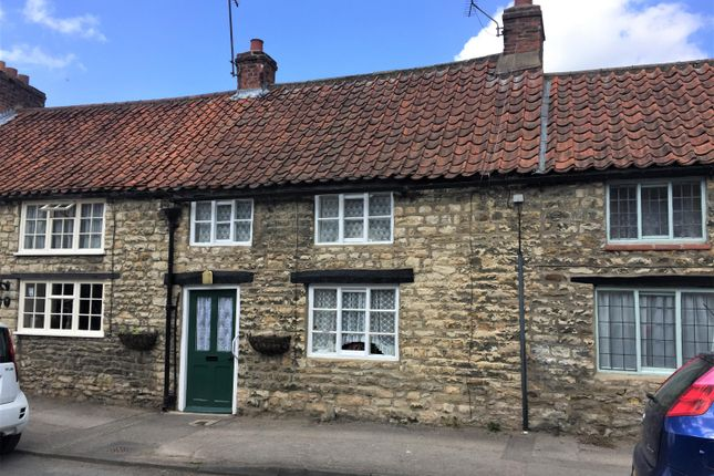 Thumbnail 2 bed terraced house for sale in 27 Ryegate, Helmsley, York