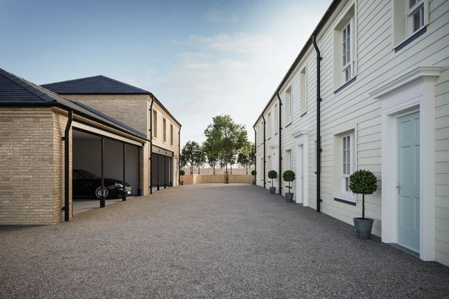 Thumbnail Terraced house for sale in Coningsby Place, Poundbury