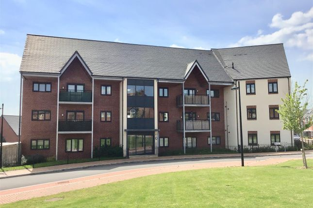 Thumbnail Flat for sale in Rays Meadow, Lightmoor, Telford